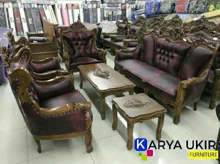 Toko Furniture Bogor Terbaik Murah Jual Kursi Tamu Lemari Jati