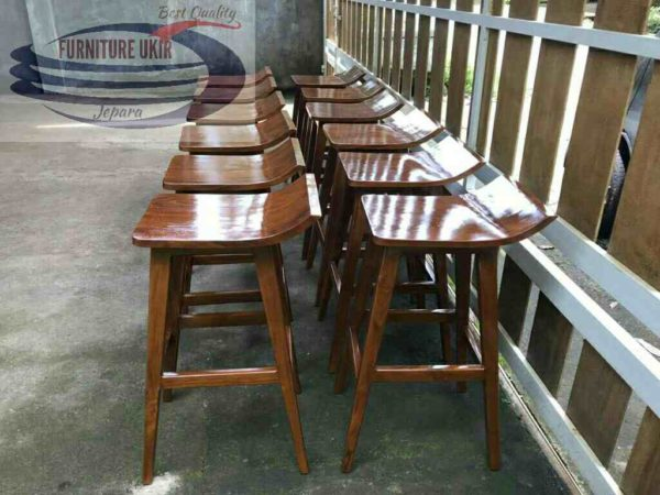Jual kursi bar minimalis jati atau yang biasa disebut dengan set mini bar minimalis modern kualitas terbaik dan harga grosir atau murah