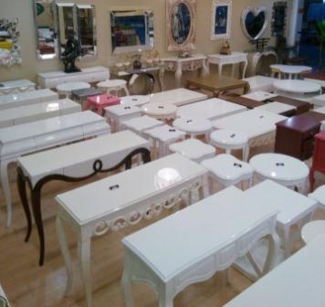 Daftar pusat furniture Jakarta dan toko furniture jakarta yang menjual kursi tamu meja makan tempat tidur dan lemari jati harga murah