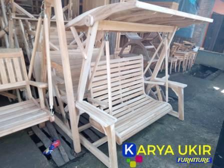 Ayunan jati minimalis atau yang biasa disebut dengan Bandulan minimalis kayu jati Kota Jepara Toko mebel dengan kualitas terbaik dan harga murah