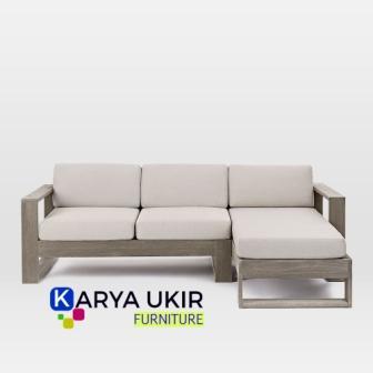 Jual kursi tamu Bandung dengan desain minimalis model terbaru atau yang biasa disebut dengan set ruang tamu Bandung modern